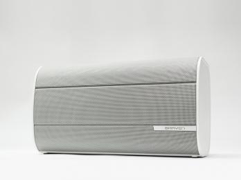 Loa không dây bluetooth sang trọng Braven 2300 - White Gray