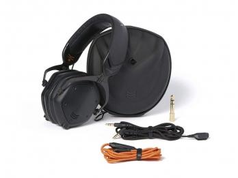 Tai nghe V-MODA M100 Master - Matte Black (share và comment được tặng Loa bluetooth Jays)
