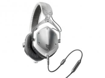 Tai nghe V-MODA M100 - White Silver