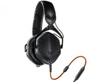 Tai nghe V-MODA M100 - Black Metal