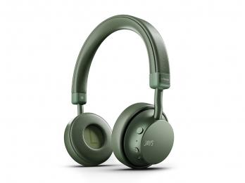Tai nghe không dây bluetooth Jays a Seven Wireless - Green (share,comment trên page Loa.vn giá còn 3 triệu và tặng true wireless Cowon CM2)