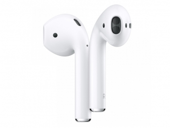 Tai nghe Apple AirPods with Charging Case (2ND GEN) - Sạc có dây