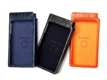 Bao da cao cấp cho máy nghe nhạc Astell & Kern AK100 II - Black