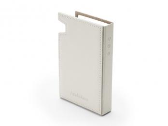 Bao da cao cấp cho máy nghe nhạc Astell & Kern AK70 - Ivory