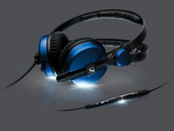 Tai nghe Sennheiser Amperior - Blue (Clear Stock)
