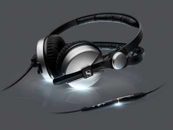Tai nghe Sennheiser Amperior - Silver (clear stock)