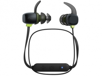 Tai nghe bluetooth Nuforce Be Sport 4 - Black