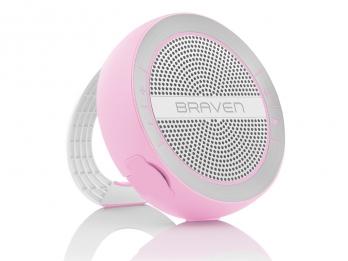 Loa di động không dây bluetooth Braven Mira - Pink