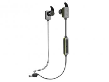 Tai nghe thể thao không dây bluetooth Braven Flye Sport Reflect  - Silver/Green