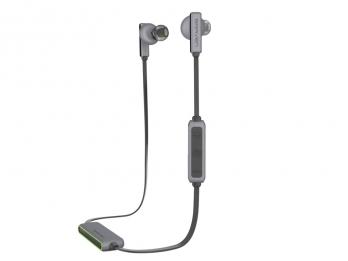 Tai nghe thể thao không dây Bluetooth Braven Flye Sport  - Silver/Green