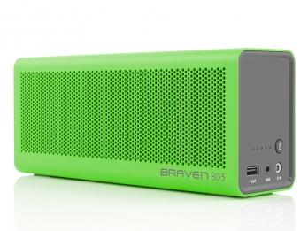 Loa di động không dây bluetooth Braven 805 - Green