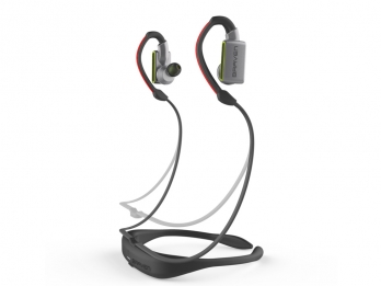 Tai nghe Bluetooth thể thao Braven Flye Sport Power  - Silver/Green