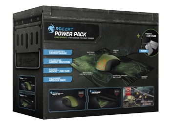 Roccat Power Pack Camo Charge