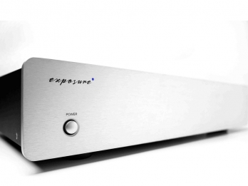 Exposure 3010S2 Mono Power Amplifier - Titanium