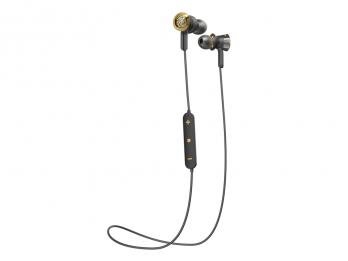 Tai nghe không dây bluetooth Monster ClarityHD High Performance - Black Gold