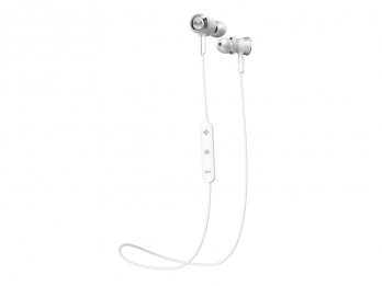 Tai nghe không dây bluetooth Monster ClarityHD High Performance - White Chrome