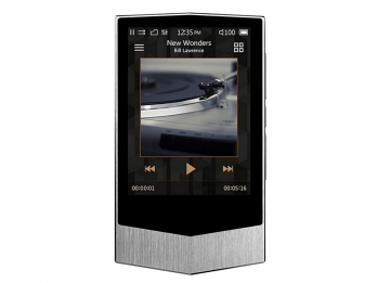 Máy nghe nhạc Audiophile Cowon Plenue V - Silver