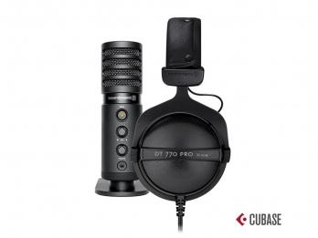 Beyerdynamic CREATOR PRO - Combo tai nghe DT 770 PRO và FOX Professional USB Studio Microphone