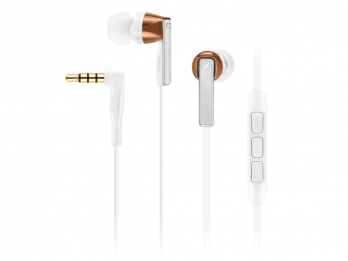 Tai nghe Sennheiser CX 5.00i - White for iOS