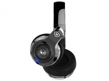 Tai nghe bluetooth Monster Elements Wireless Over Ear - Black Platinium