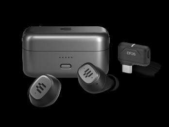 Tai nghe True Wireless EPOS GTW270 Hybrid