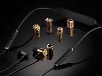 Tai nghe không dây bluetooth V MODA Forza Metallo WIRELESS - Black