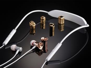 Tai nghe không dây bluetooth V MODA Forza Metallo WIRELESS - White