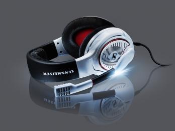 Tai nghe Sennheiser G4ME ONE - White
