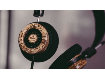 Tai nghe Grado The Hemp Headphone Limited  Edition