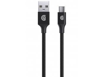 Dây sạc Griffin USB Type C to USB Premium 0.9m, Black (GC43309)