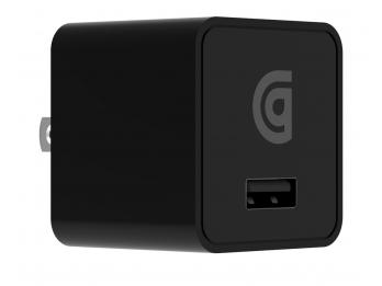 Củ sạc Griffin 12W Powerblock Universal - Black (NA36559-3)