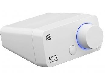 EPOS Sennheiser GSX300 - DAC, Sound Card  thưởng thức âm thanh stereo 2 kênh và đa kênh 7.1