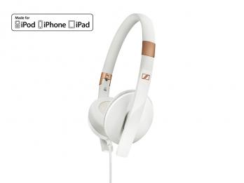 Tai nghe Sennheiser HD 2.30i - White  (share,comment trên page Loa tặng tai nghe true wireless Cowon CR5 trị giá 3,5 triệu)