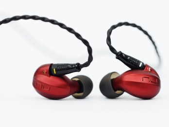 Tai nghe in-ear monitor Nuforce HEM4 - Red