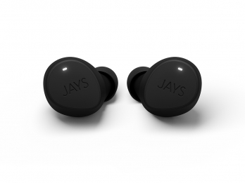Tai nghe bluetooth True Wireless Jays m Seven - Black
