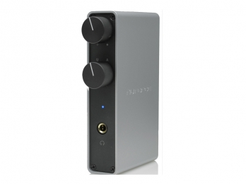 NuForce Icon DAC (DAC, Headphone Amp,Pre Amp) - Silver