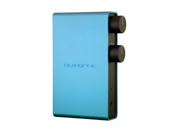 NuForce Integrated Amp Icon2 - Blue