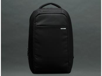 Ba lô Incase ICON Lite Pack - black (INCO100279-BLK) (share,comment page Loa.vn tặng true wireless Cowon CM2)