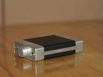 Headphone Amplifier iQube V1