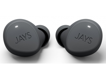 Tai nghe bluetooth True Wireless Jays M Five - Grey