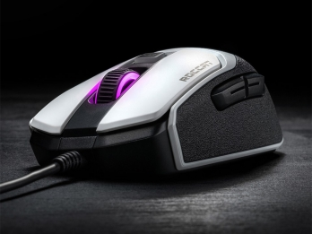 Chuột game ROCCAT® Kain 102 AIMO - White