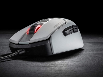 Chuột game ROCCAT Kain 122 AIMO - White