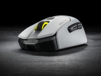 Chuột game không dây ROCCAT® Kain 202 AIMO - White