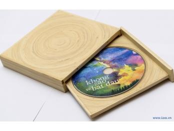 """Audio CD Album """"Không sao về bắt đầu"""" - Lê Cát Trọng Lý"""