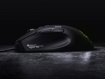 Chuột chơi game Roccat Kone Pure SEL - Black (share,comment trên page Loa, giá siêu ưu đãi còn 550K)