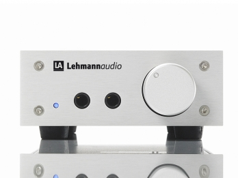 Lehmannaudio Headphone Amplifier Linear - Silver