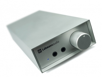Lehmannaudio Headphone Amplifier Linear SE USB - Silver