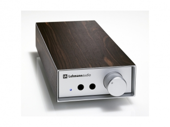 Lehmannaudio Headphone Amplifier Linear SE - Macassar