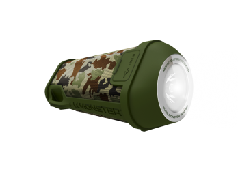 Loa Bluetooth Monster® Firecracker™ - Camo