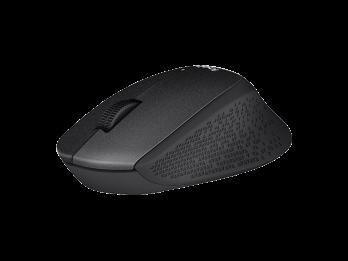 Chuột quang không dây Logitech M331 Silent